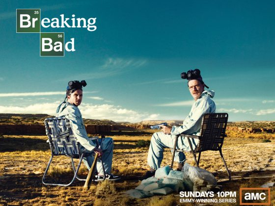 Breaking Bad, la serie de TV