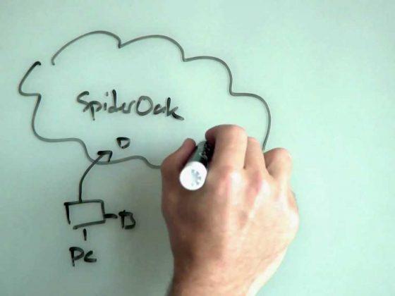 SpiderOak, uno de los servicios de almacenamiento en línea más seguros
