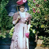 "Photo by John Cimin Walburg: 1915 ""Mrs. Warburg."""