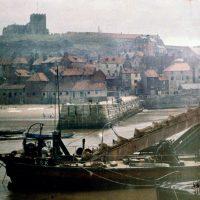 "Photo by John Cimin Walburg: 1915 ""Whitby, the dredger."""