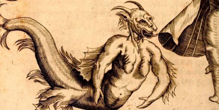 Physica Curiosa, la enciclopedia de monstruos de finales de la edad media. Artículo en Cultura Bizarra.