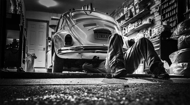 Perdiendo el miedo a la mecánica